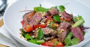 Thaï Beef SALAD