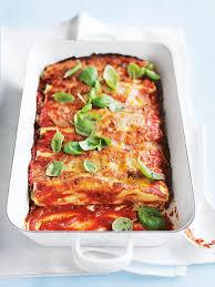 Veggie Canneloni Ricotta-spinazie-tomaat