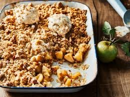 Sweet Appelcrumble